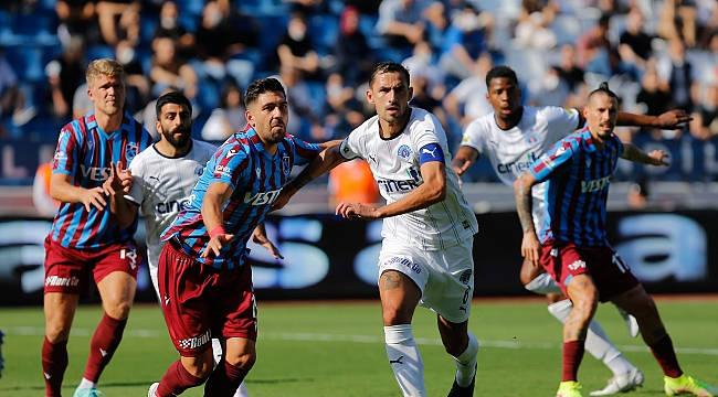 Trabzonspor, rekor ile kazandı!