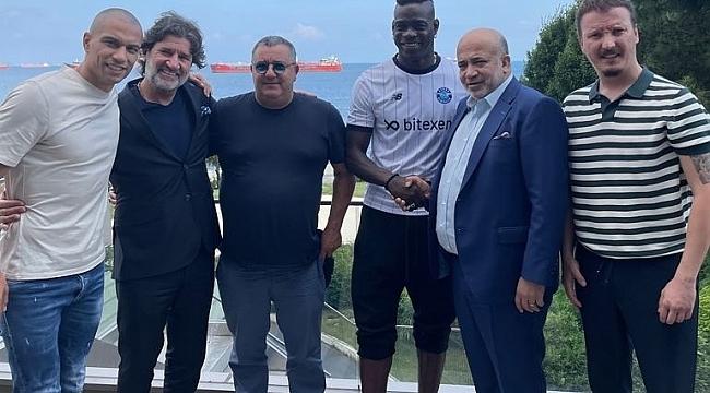 Yılmaz Vural'dan Mario Balotelli itirafı! 'İyi ki...'