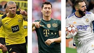 2021 yılında 20'den fazla gol atan sadece 3 isim var