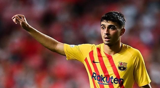 Barcelona, Pedri ile 2026'ya kadar imzaladı! Rekor...