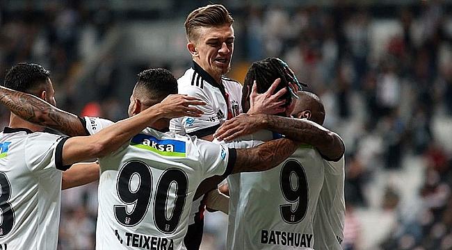 Beşiktaş - Sivasspor muhtemel 11'ler