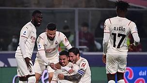Bologna'daki 6 gollü düello Milan'ın! 2 kırmızı kart...