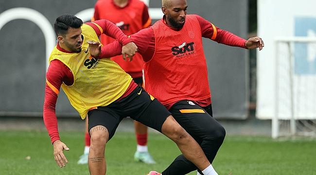 Galatasaray'dan hazırlık maçında 4 gollü galibiyet