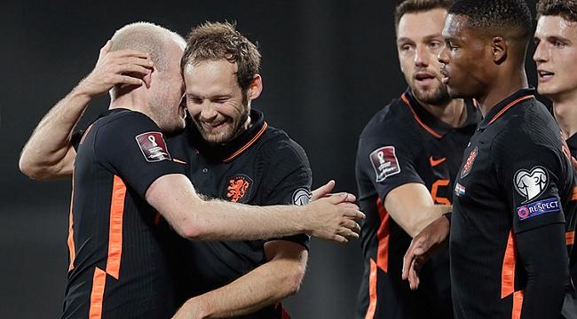 Hollanda hata yapmadı!