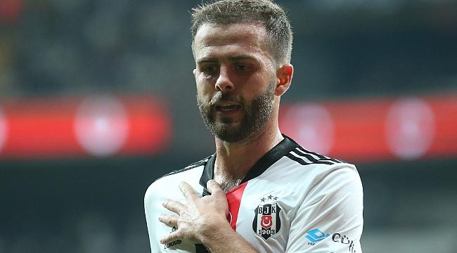 ''Kazanmak için Beşiktaş'tayım''