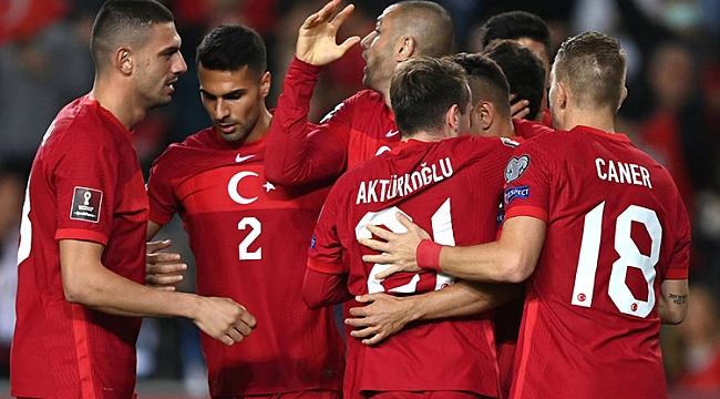 Letonya - Türkiye muhtemel 11'ler