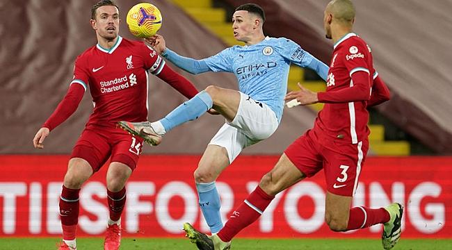 Liverpool - Man City muhtemel 11'ler