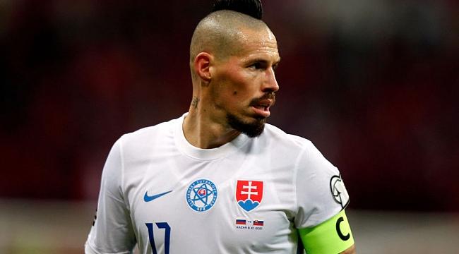 Trabzonspor'da Marek Hamsik endişesi