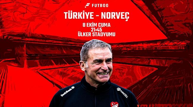 Türkiye - Norveç muhtemel 11'ler