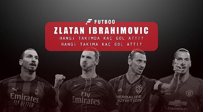 Zlatan Ibrahimovic'in gol analizi