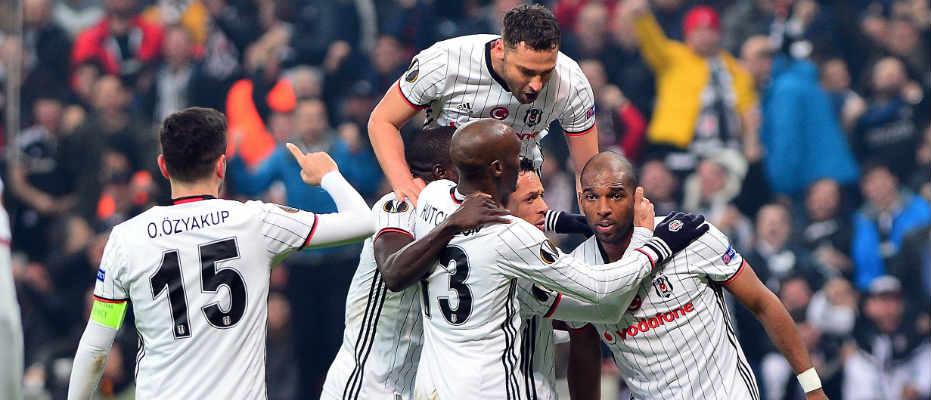 Beşiktaş ödülleri topladı
