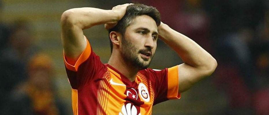 Galatasaray'da Sabri'den şok karar
