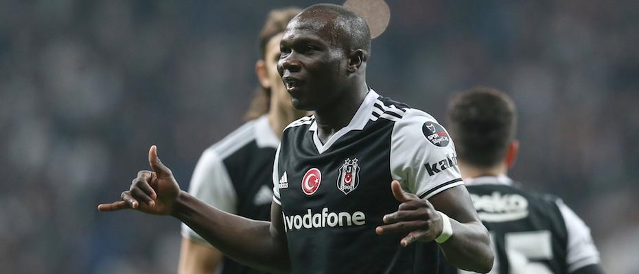 Beşiktaş Aboubakar için Porto'nun kapısında