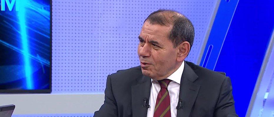 Dursun Özbek o paylaşıma tepki gösterdi