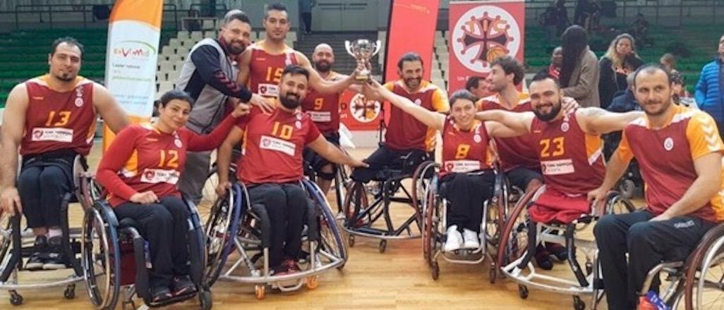 Engelsiz Aslanlar Avrupa Şampiyonu