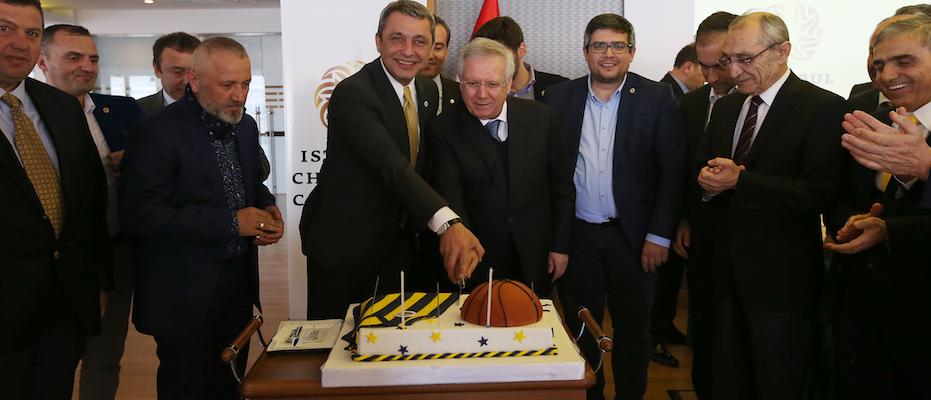 İTO'da Fenerbahçe zirvesi