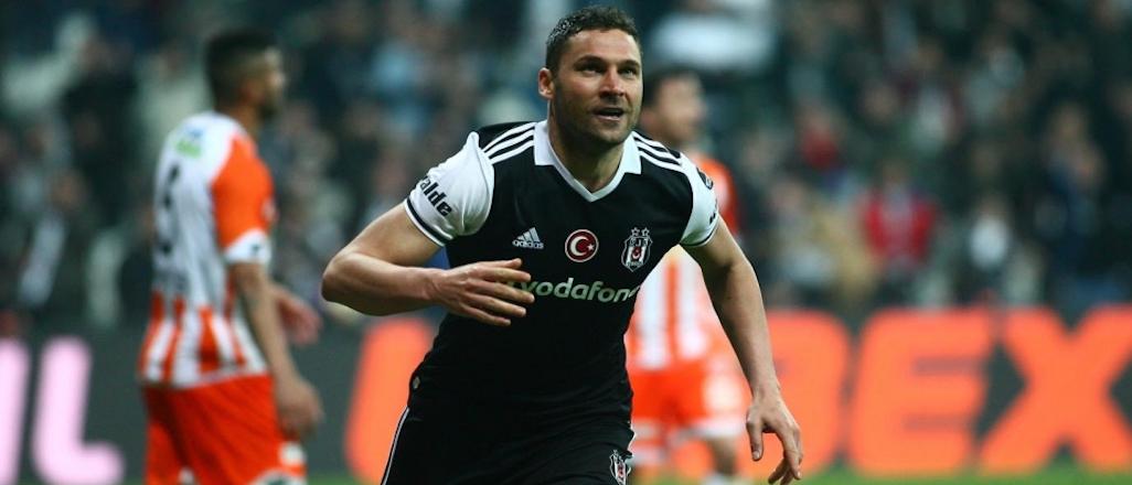 Beşiktaş'ta kart uyarısı