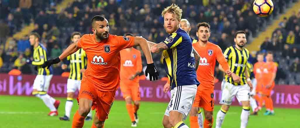 Başakşehir – Fenerbahçe maçı ne zaman hangi kanalda