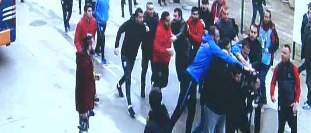 Başakşehir'e ceza yolda