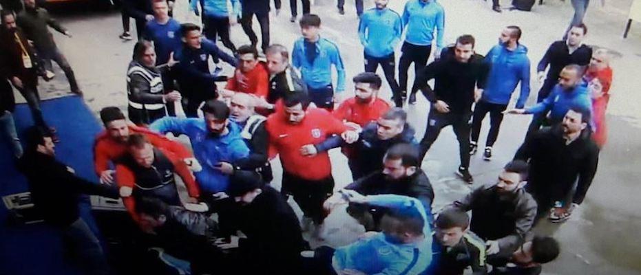 PFDK Başakşehirli futbolcuların cezalarını açıkladı