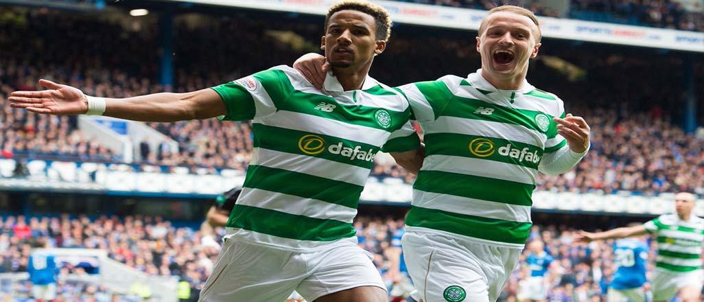Celtic'ten tarihi zafer