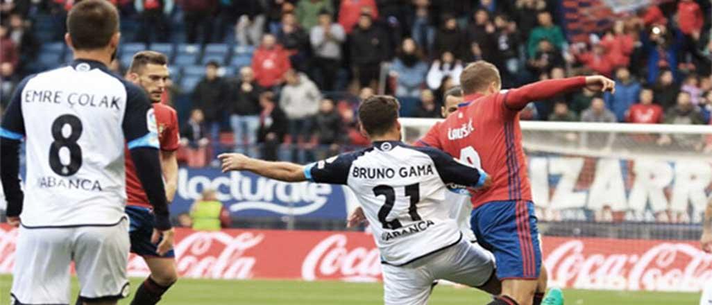 Deportivo puan bıraktı