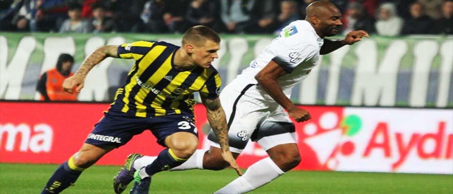 Fenerbahçe – Çaykur Rizespor 11'ler belli oldu
