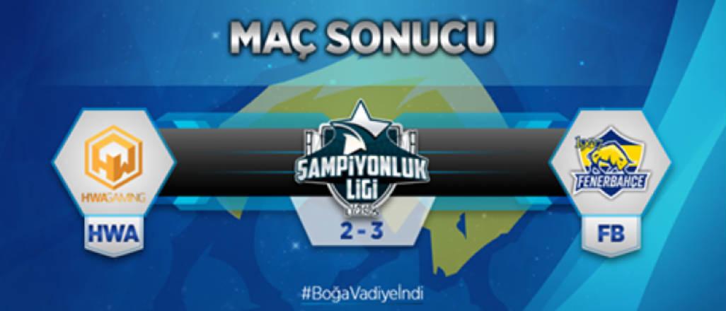 E Spor'da Fenerbahçe'nin rakibi Supermassive