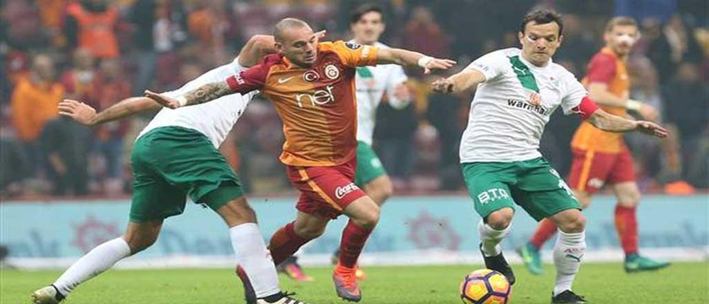 Bursaspor – Galatasaray maçı saat kaçta hangi kanalda