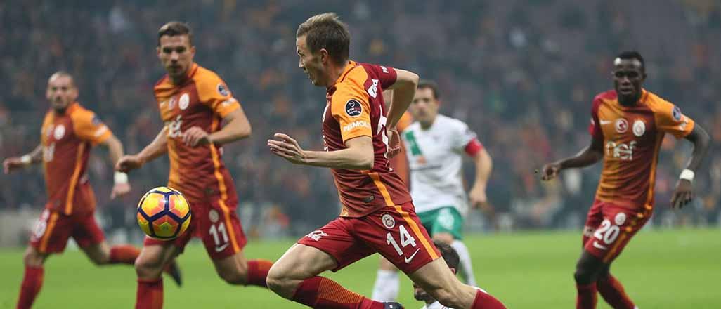 Bursaspor – Galatasaray maçı ne zaman hangi kanalda