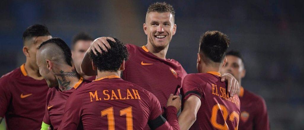 Roma Pescara'ya gol yağdırdı