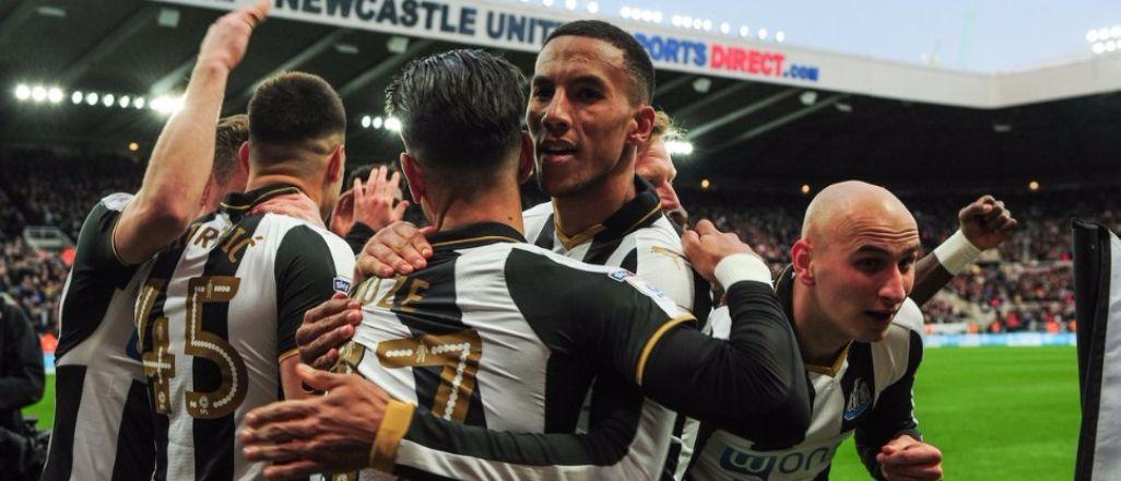 Newcastle Premier Lig'e geri döndü