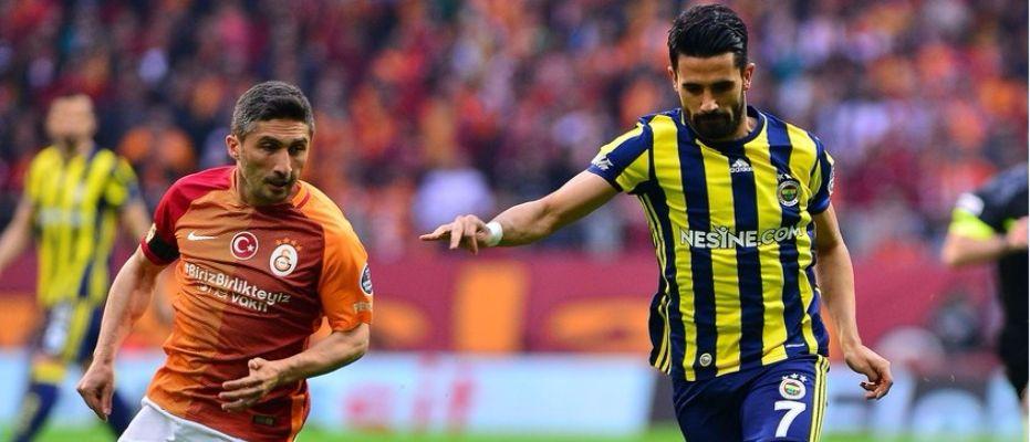 Galatasaray-Fenerbahçe derbisinin cezaları açıklandı
