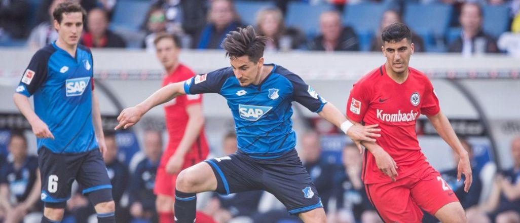 Hoffenheim tarihinde ilk kez Şampiyonlar Ligi'nde