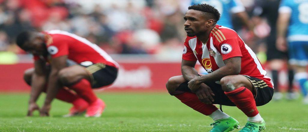 Lens'in Sunderland'i ligden düştü
