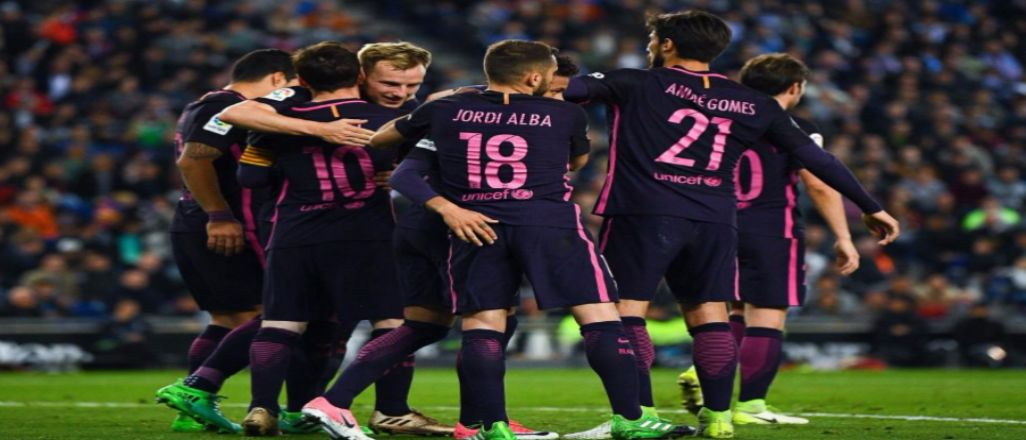 Katalan derbisinde kazanan Barcelona