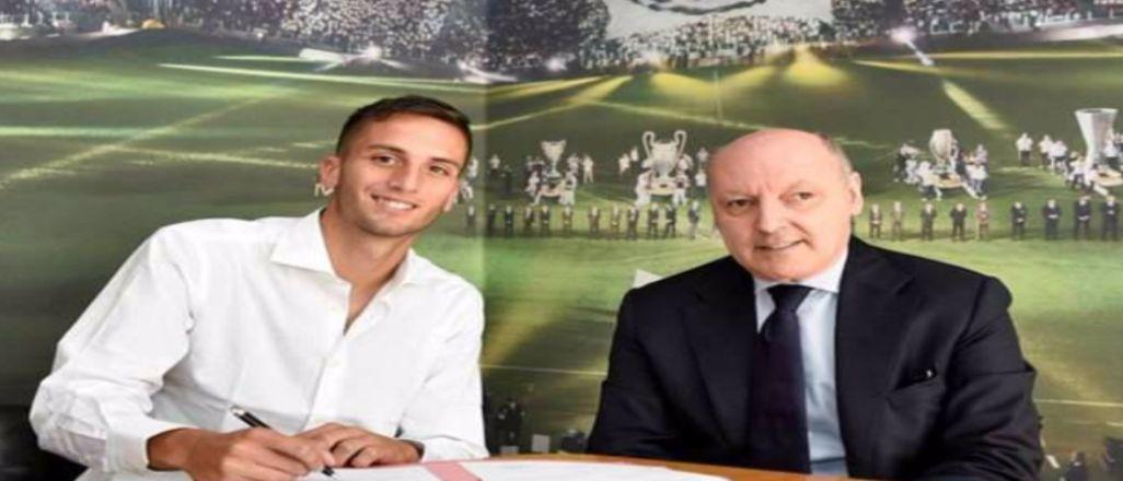 Juventus genç Bentancur'u kadrosuna kattı