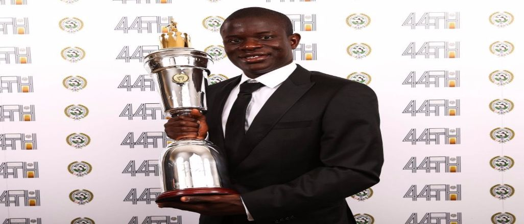 Premier Lig'in en iyisi N'Golo Kante