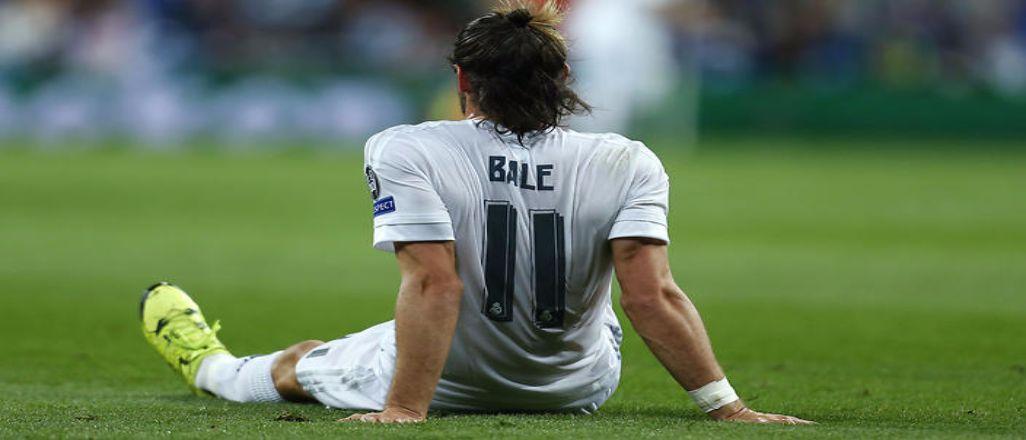 Gareth Bale sakatlıklardan kurtulamıyor