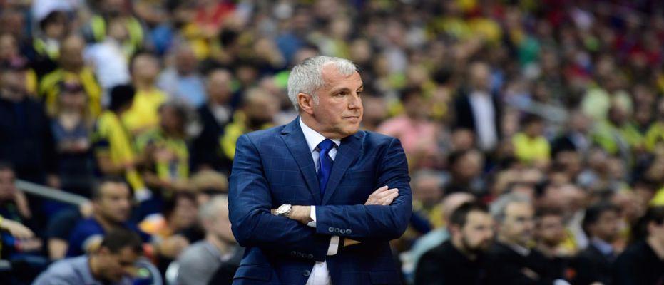 Obradovic: Oyuncularımı tebrik ediyorum