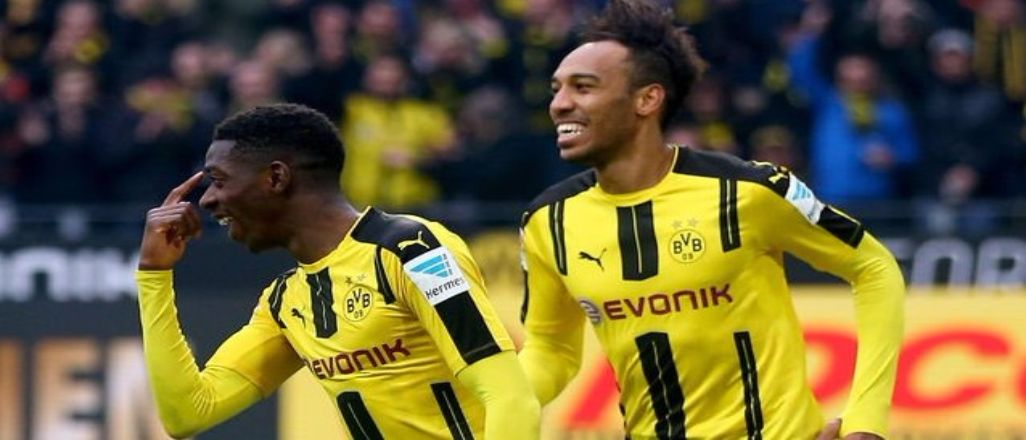 Dortmund geriden geldi