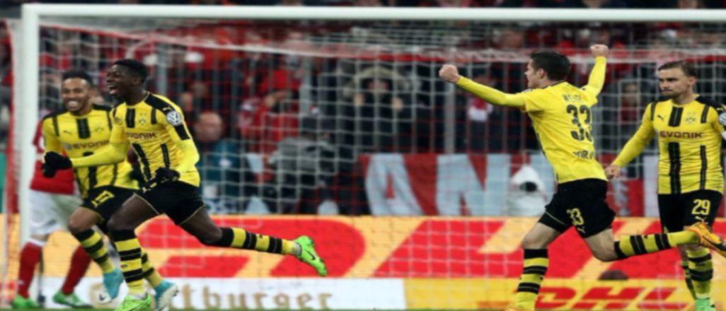 Bayern'i geçen Dortmund finale yükseldi