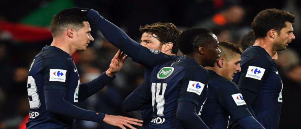 PSG rotasyonlu Monaco'ya gol yağdırdı