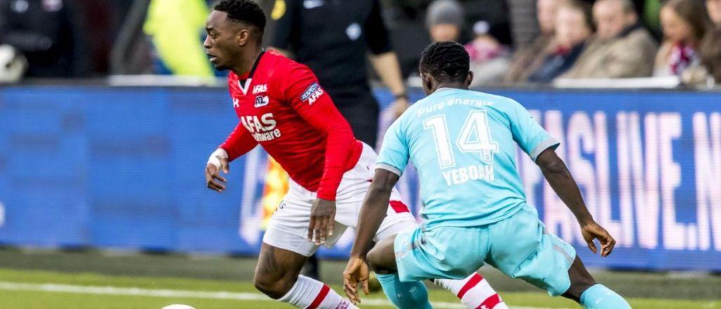 Twente son dakikada yıkıldı