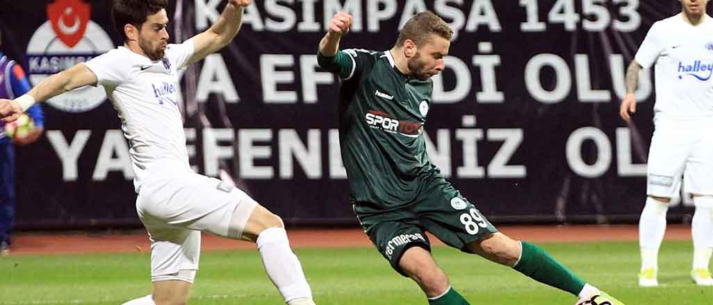 Kasımpaşa – Konyaspor maçı ne zaman hangi kanalda