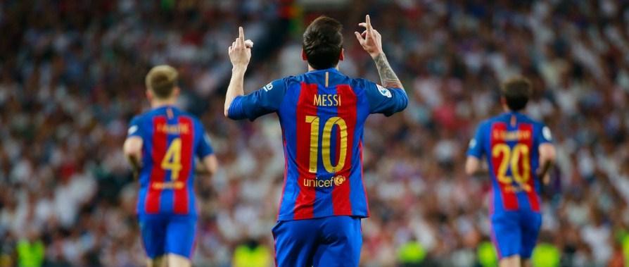 Lionel Messi bitti demeden bitmez