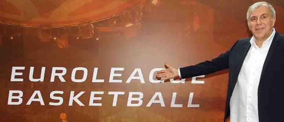 Euroleague'den Obradovic'e büyük onur