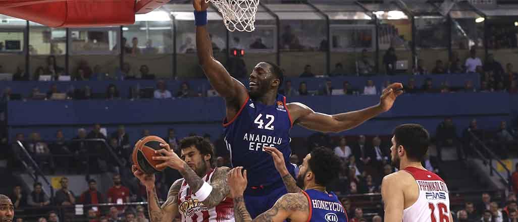 Anadolu Efes – Olympiakos maçı ne zaman hangi kanalda