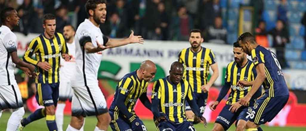 Fenerbahçe- Çaykur Rizespor maçı ne zaman hangi kanalda