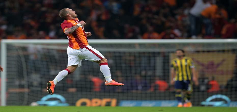 Sneijder'siz olmuyor